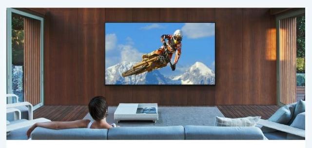 الشاشة الكبيرة، التجربة الديناميكية