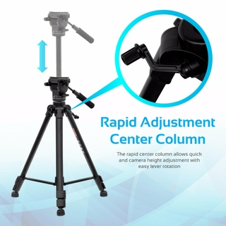 Rapid Adjustment Center Column