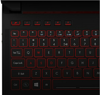 Professional keyboard