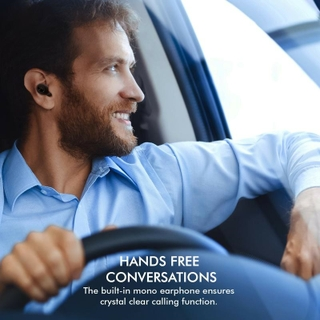 Enjoy Hands-Free Calls Safely Whilst Driving