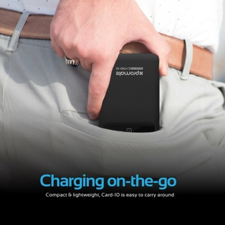 Charging on-the-go