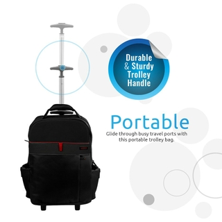 Multi-purpose Portable Trolley Bag