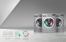 Washer and Dryer in One