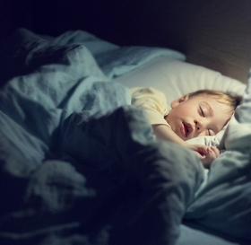 نوم أفضل خلال الليل