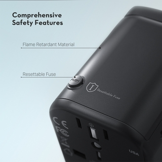 Comprehensive Safety Features