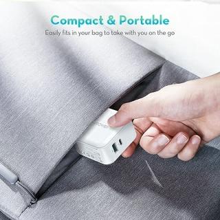 Compact & Portable