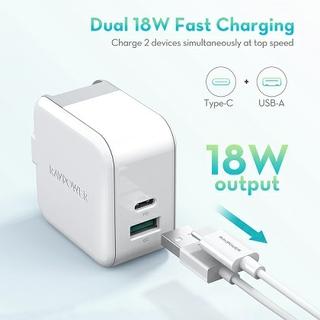 Dual Fast Charging Ports