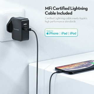 Wall Charger Combo