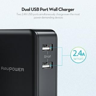 24w Dual USB Ports