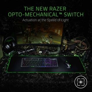 The New Razer Opto-Mechanical Switch