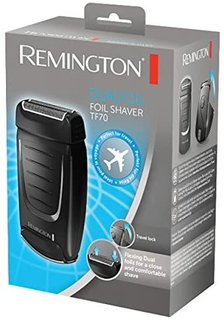 Remington Dual Foil Technology