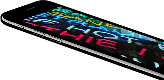 The Brightest, Most Colourful iPhone Display Yet