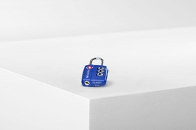TSA Approved Suitcase Padlock - 3 Dial Combination