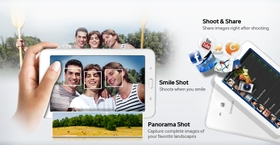 Smart camera with fun features