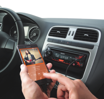 Play Music From Your Smartphone