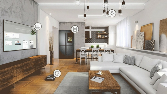 Build a Smart Home with SmartThings
