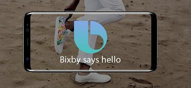 Say Hello To Bixby