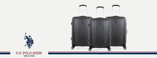 952962f0ba Buy US Polo Assn. 65CM HL PC 3.2KG Luggage (PLVLZ7506B) - Grey in ...