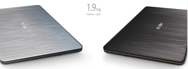 Elegant Finish, Lightweight Design
