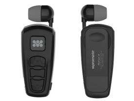 Earphones bluetooth wireless retractable - wireless earphones for laptop