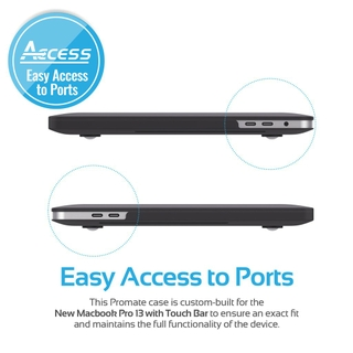Easy Access to Ports