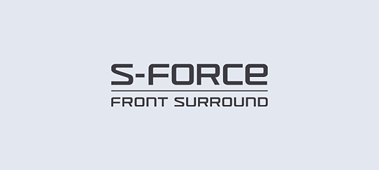 تقنية الصوت المجسّم إس-فورس فرونت السينمائية