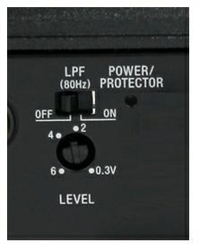 فلتر الترددات المنخفضة