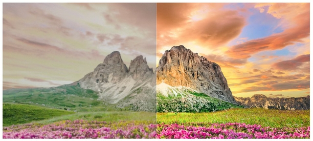 معالج الصور Picture Processor X1™ Ultimate