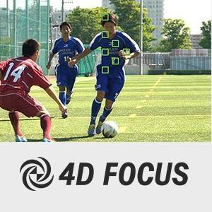 Innovative 4D Focus