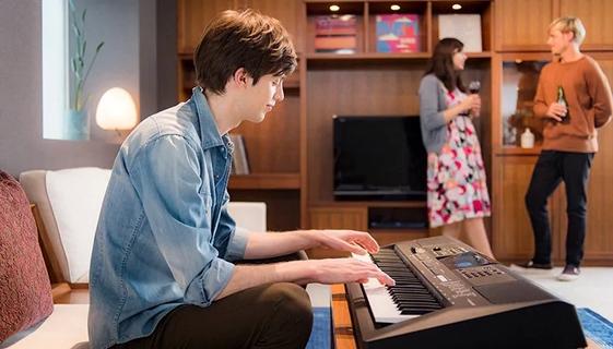 Yamaha Musical Keyboard Power Adaptor