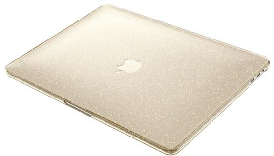 size 40 3a0ba 010fa Speck Smartshell Glitter Macbook Air 13-Inch Case (86370-5636 ...