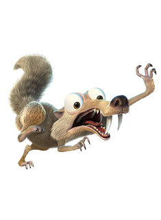 Join Scrat's quest for the Crystal Nuts