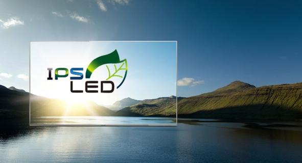 لوحة IPS LED