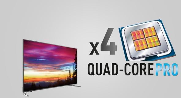 محرك X4 Quad-Core Pro