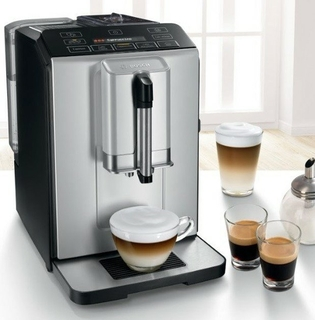 All coffee specialities at the touch of a button: OneTouch Function.