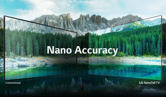 Nano Accuracy