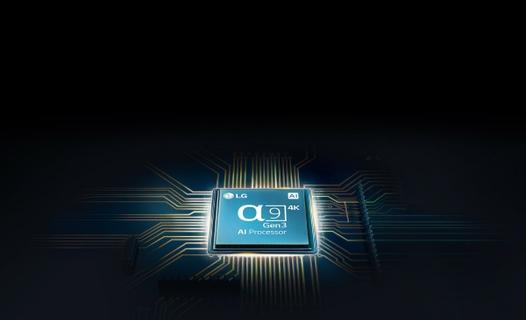 α9 Gen3 AI Processor 4K