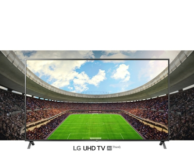 The Real 4K TV for all your entertainment needs