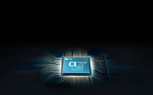 α7 Gen3 Intelligent Processor 4K