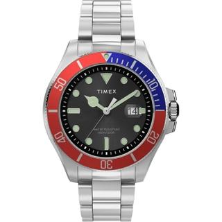 Timex City Collection  33mm Gent's Quartz Analog Metal Watch - (TW2U71900)
