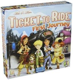 لعبة تيكيت تو رايد: الرحلة الأولى أوروبا