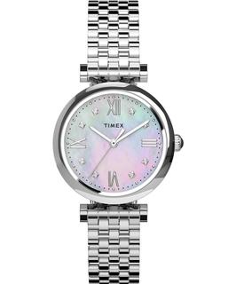 Timex Ladie's Analog Metal Watch