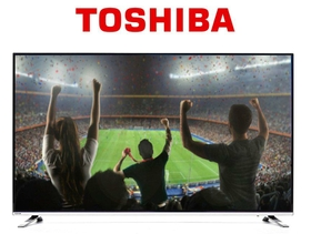 Toshiba smart TV, reveals the smallest details