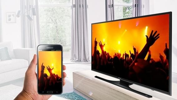 مزامنة الهاتف مع التلفزيون بطريقة ذكية