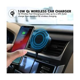 Ultra-Fast Wireless Car Charging Mount