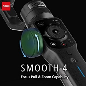 Focus Pull & Zoom Capability
