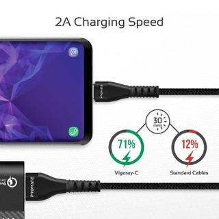 Safe & Fast Charging
