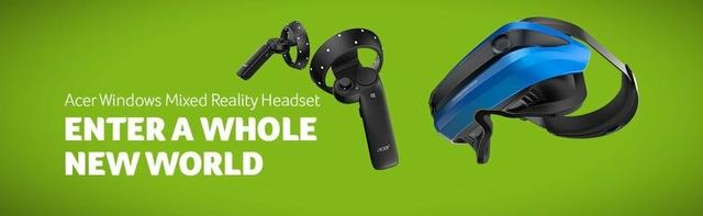 94ad659ea لماذا تشتري نظارة الواقع المختلط من آيسر + يد التحكم في الحركة :  headerImage. الواقع المختلط (MR)