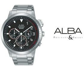 Alba Ladies Casual Watch