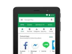 Android Oreo (Go Edition): Ready. Set. Go.